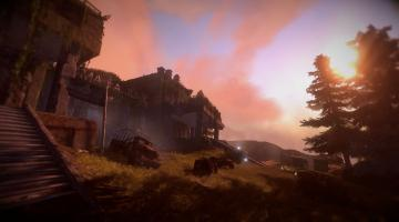 Скриншот Valley
