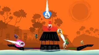 Скриншоты  игры Runbow