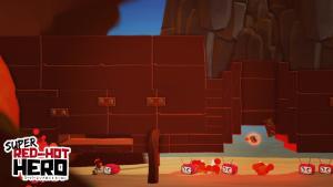 миниатюра скриншота Super Red-Hot Hero
