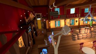 Скриншот Crazy Saloon VR