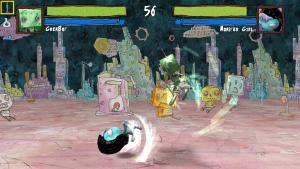 миниатюра скриншота FrightShow Fighter