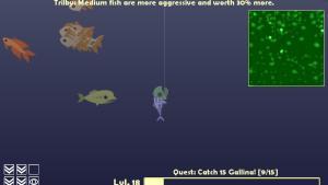 миниатюра скриншота Cat Goes Fishing