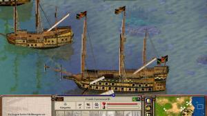 миниатюра скриншота Port Royale 2