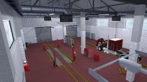 миниатюра скриншота Truck Mechanic Simulator 2015