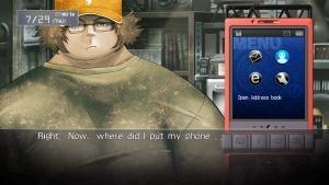 миниатюра скриншота Steins Gate
