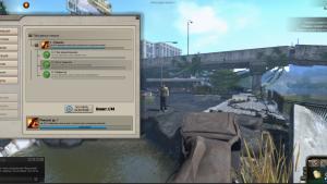 миниатюра скриншота Atom Fishing 2