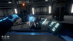 миниатюра скриншота ROM: Extraction