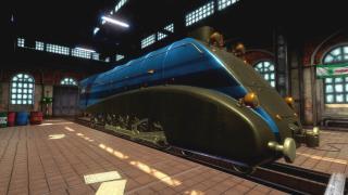 Скриншоты  игры Train Mechanic Simulator 2017