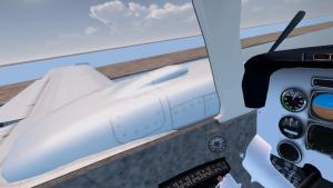 миниатюра скриншота Flight Simulator: VR