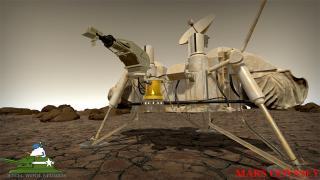 Скриншоты  игры Mars Odyssey