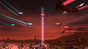 миниатюра скриншота Eagle Flight