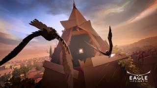 Скриншоты  игры Eagle Flight