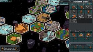 миниатюра скриншота 8-Bit Invaders