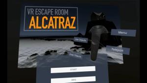 миниатюра скриншота VR Escape Room: Alcatraz