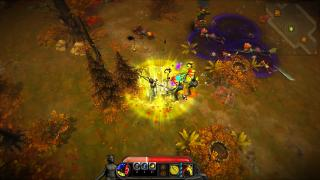 Скриншоты  игры Blackfaun