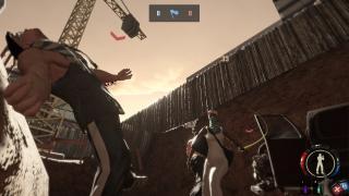 Скриншоты  игры Street Warriors Online