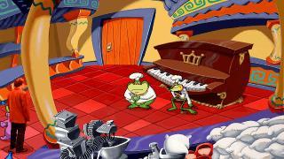 Скриншоты  игры Toonstruck