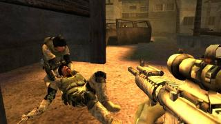 Скриншоты  игры Shadow Ops: Red Mercury