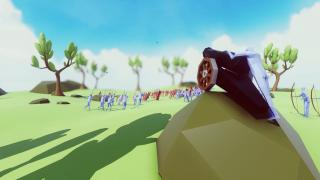 Скриншот Totally Accurate Battle Simulator