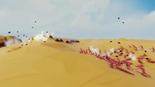 Скриншоты  игры Totally Accurate Battle Simulator