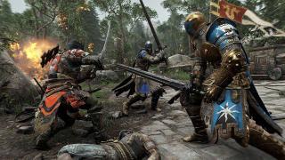 Скриншоты  игры For Honor