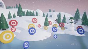 миниатюра скриншота Snow Games VR