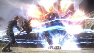 Скриншоты  игры God Eater 2: Rage Burst