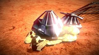Скриншоты  игры Mars Simulator: Red Planet
