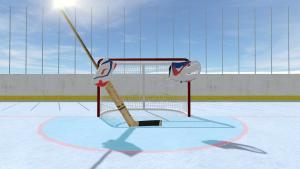 миниатюра скриншота Goalie Challenge VR