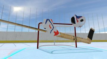 Скриншот Goalie Challenge VR