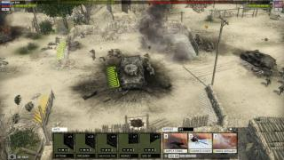 Скриншоты  игры Warfare Online