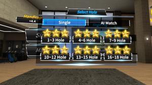 миниатюра скриншота VR Golf Online