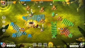 миниатюра скриншота Mushroom Wars 2