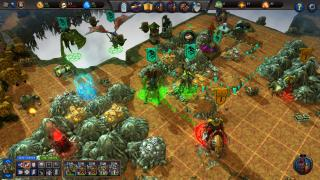 Скриншоты  игры Planar Conquest