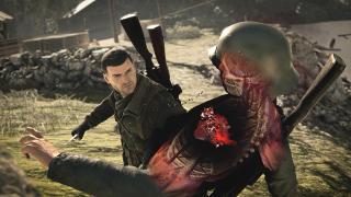 Скриншот Sniper Elite 4