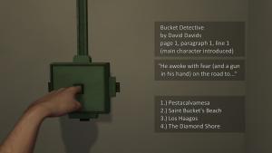 миниатюра скриншота Bucket Detective