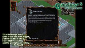 миниатюра скриншота Geneforge 5: Overthrow