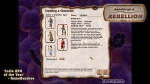миниатюра скриншота Geneforge 4: Rebellion