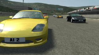 Скриншоты  игры Live for Speed