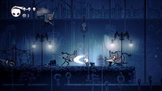 Скриншоты  игры Hollow Knight
