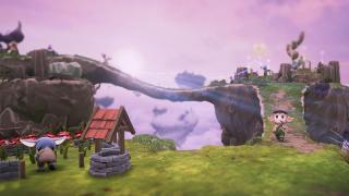 Скриншоты  игры Tethered