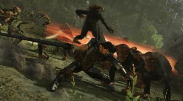 Скриншот Berserk and the Band of the Hawk