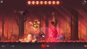 миниатюра скриншота Reaper: Tale of a Pale Swordsman