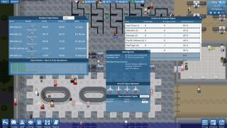 Скриншоты  игры SimAirport
