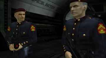 Скриншот Alpha Black Zero: Intrepid Protocol