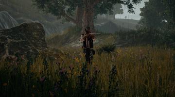 Скриншот PLAYERUNKNOWN'S BATTLEGROUNDS