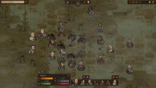 Скриншоты  игры Battle Brothers