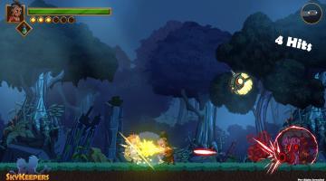 Скриншот SkyKeepers