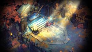 миниатюра скриншота Battle Chasers: Nightwar