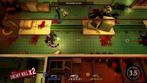 миниатюра скриншота Reservoir Dogs: Bloody Days